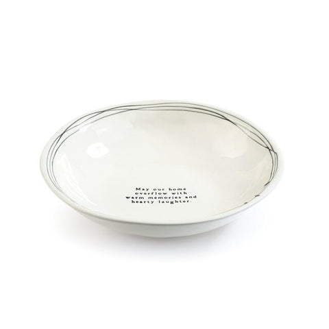 Our Home Serving Bowl