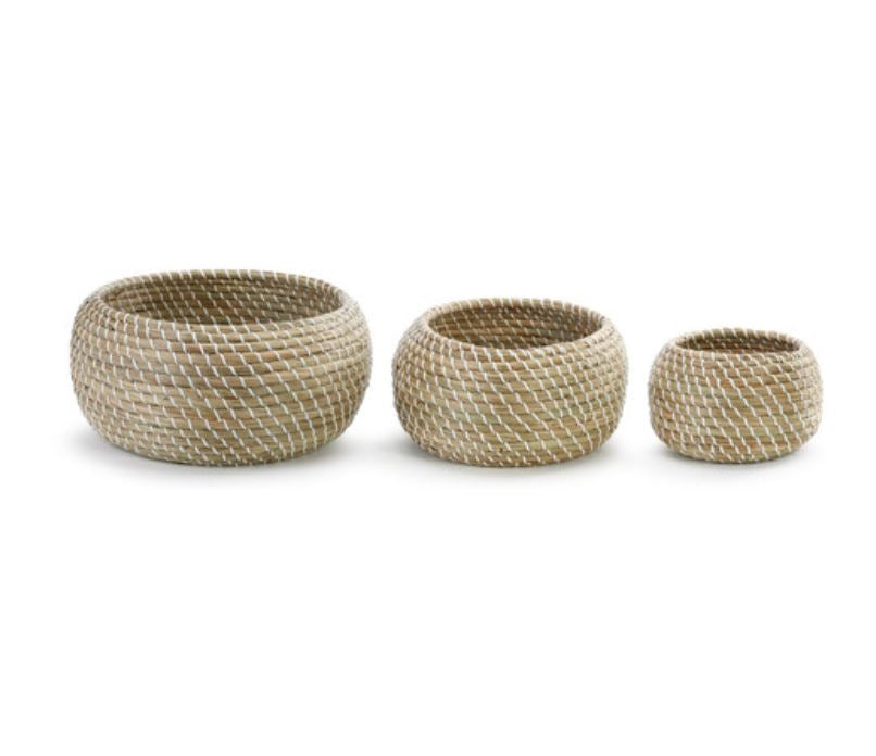 Coil Weave Baskets