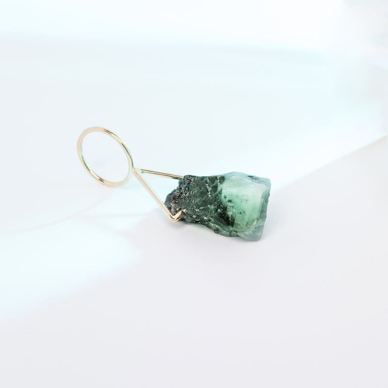 Emerald Rough Crystal