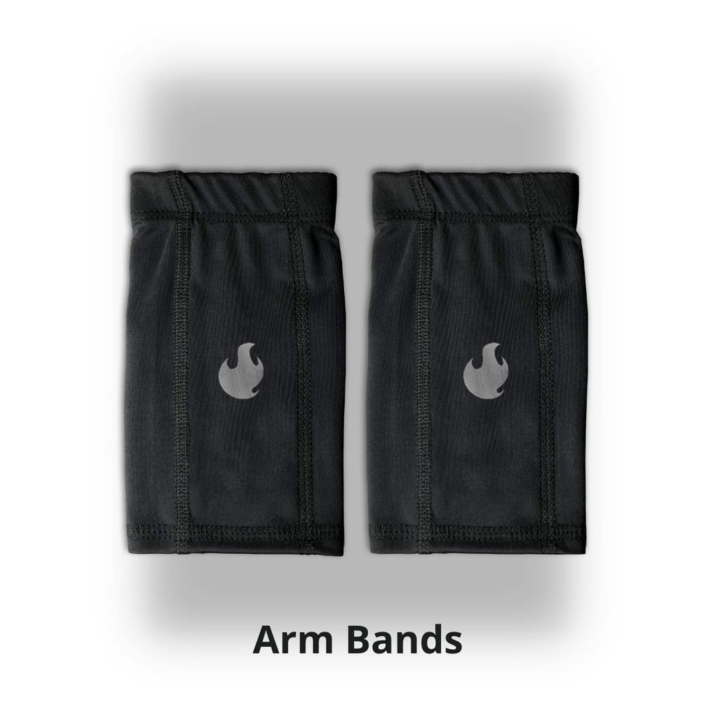 TORCH'D ARM & LEG BAND Kit #2 (Half Loaded)