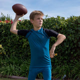 Boy's Elite Weighted Short Sleeve Shirt