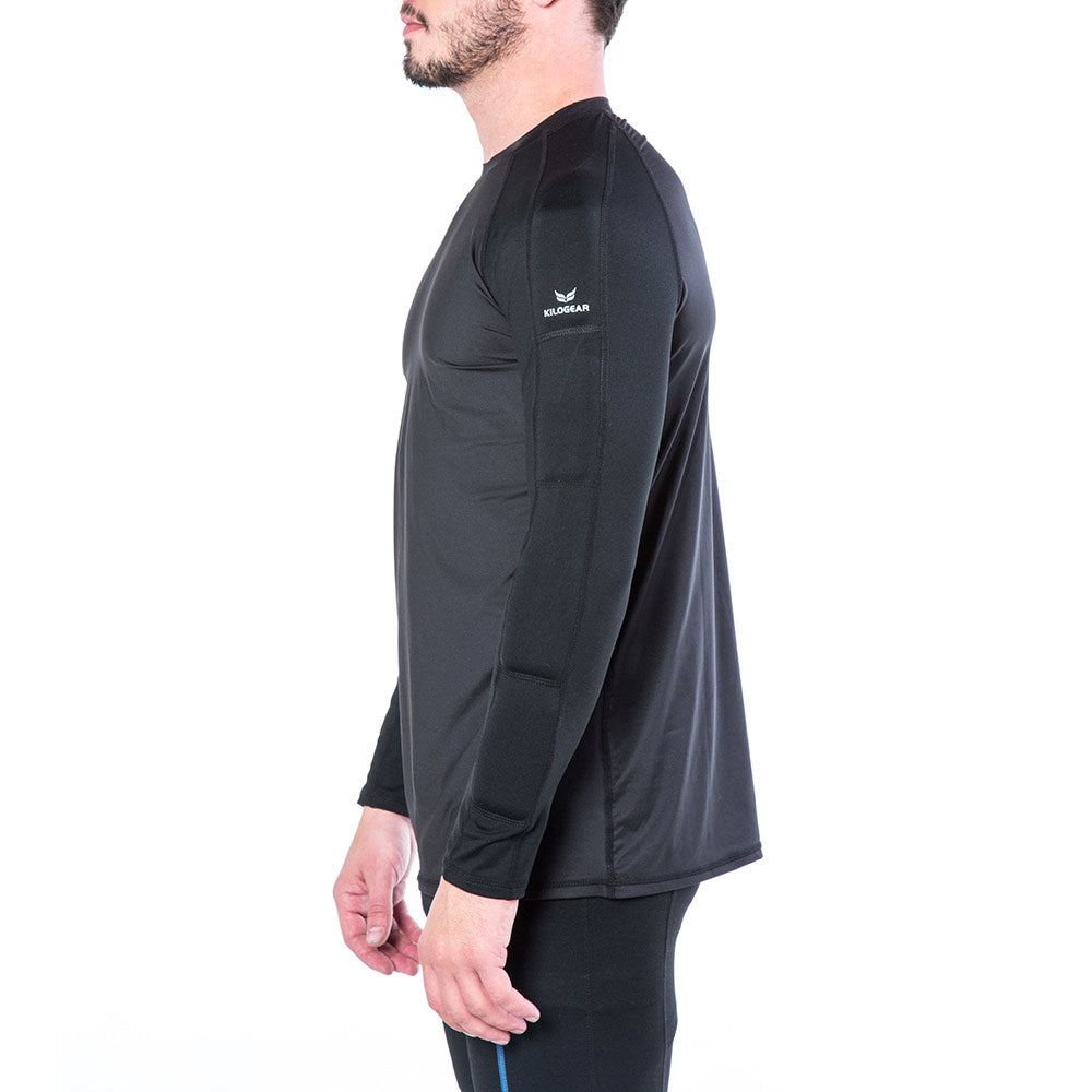 Men's CUT Weighted Compression Long Sleeve