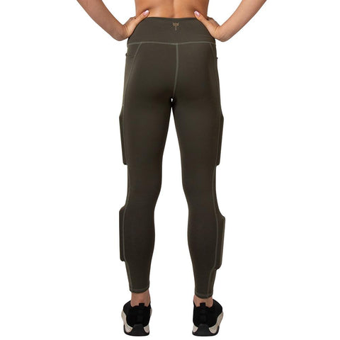 Women's Juniper Lift LifeStyle Weighted Legging