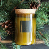 Rosemary+Sandalwood All Natural Soy Candle