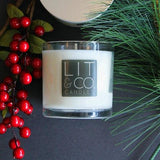 Cranberry Woods All Natural Soy Candle