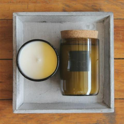 Citrus+Cinnamon All Natural Soy Candle