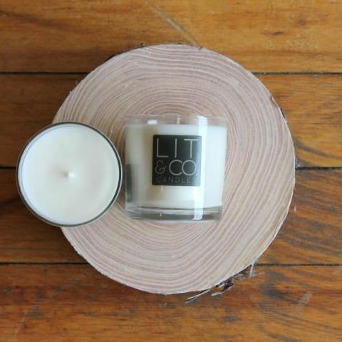 Rosemary All Natural Soy Candle