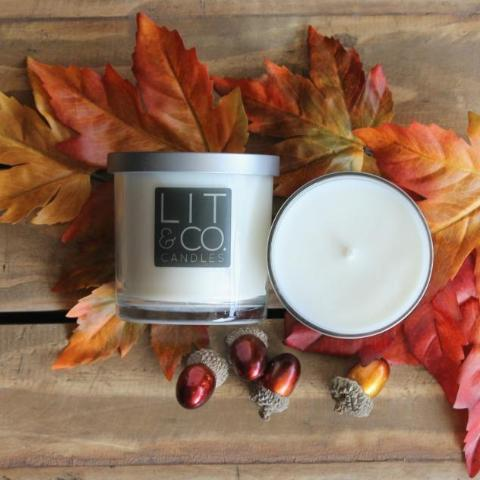 Autumn All Natural Soy Candle