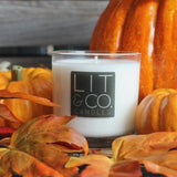 Sweet Potato+Brown Sugar All Natural Soy Candle