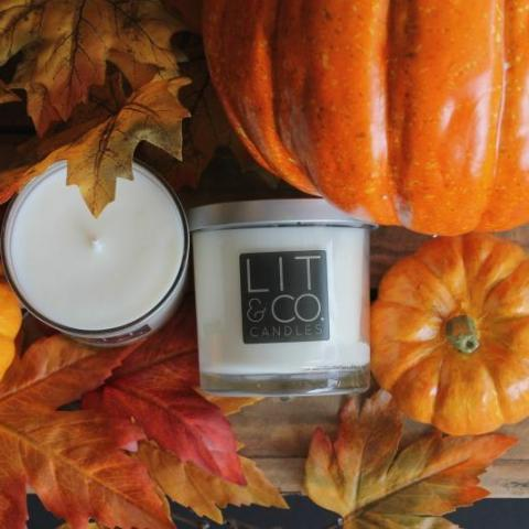 Pumpkin Pie All Natural Soy Candle