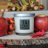 Cider All Natural Soy Candle