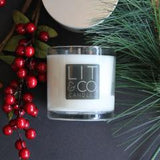Cider + Citrus All Natural Soy Candle