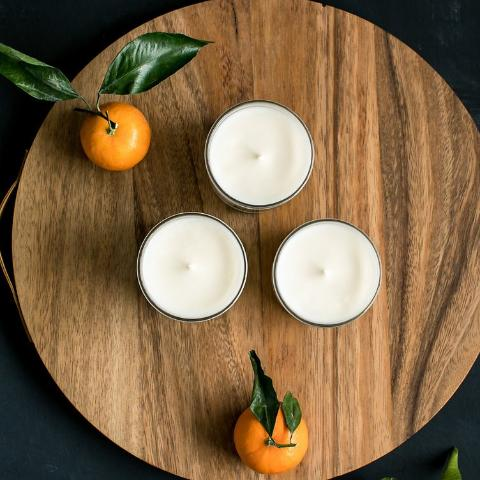 Satsuma All Natural Soy Candle