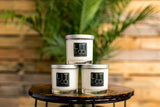 Lime + Ginger All Natural Soy Candle