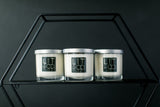Standard Clear Glass 9oz Soy Candle