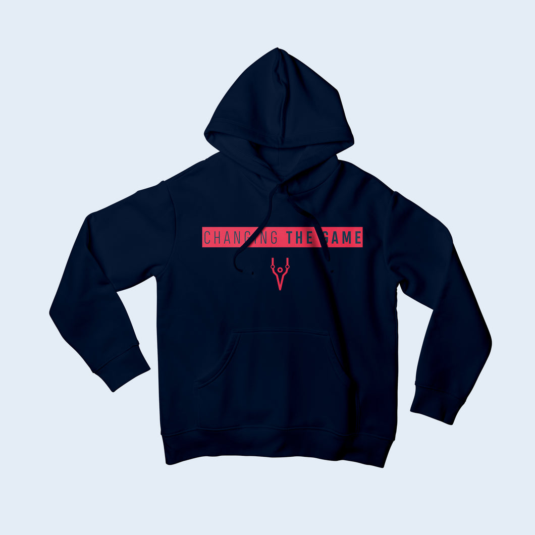 Changing The Game Hoodie - Adult