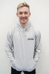 Wilsonator Hoodie in Sports Grey