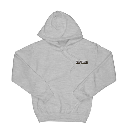 Wilsonator Hoodie in Sports Grey - Kid's