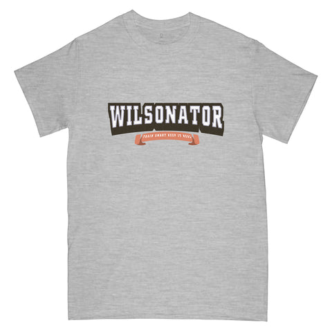 Wilsonator T-Shirt in Sports Grey - Kid's