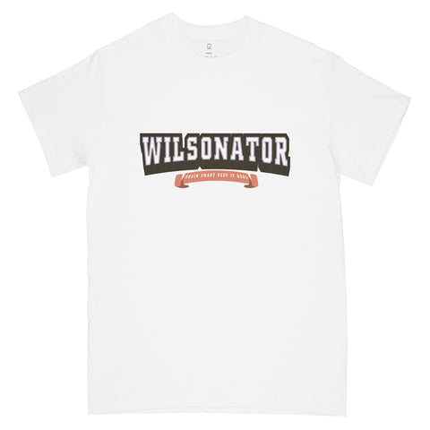 Wilsonator T-Shirt in White - Kid's