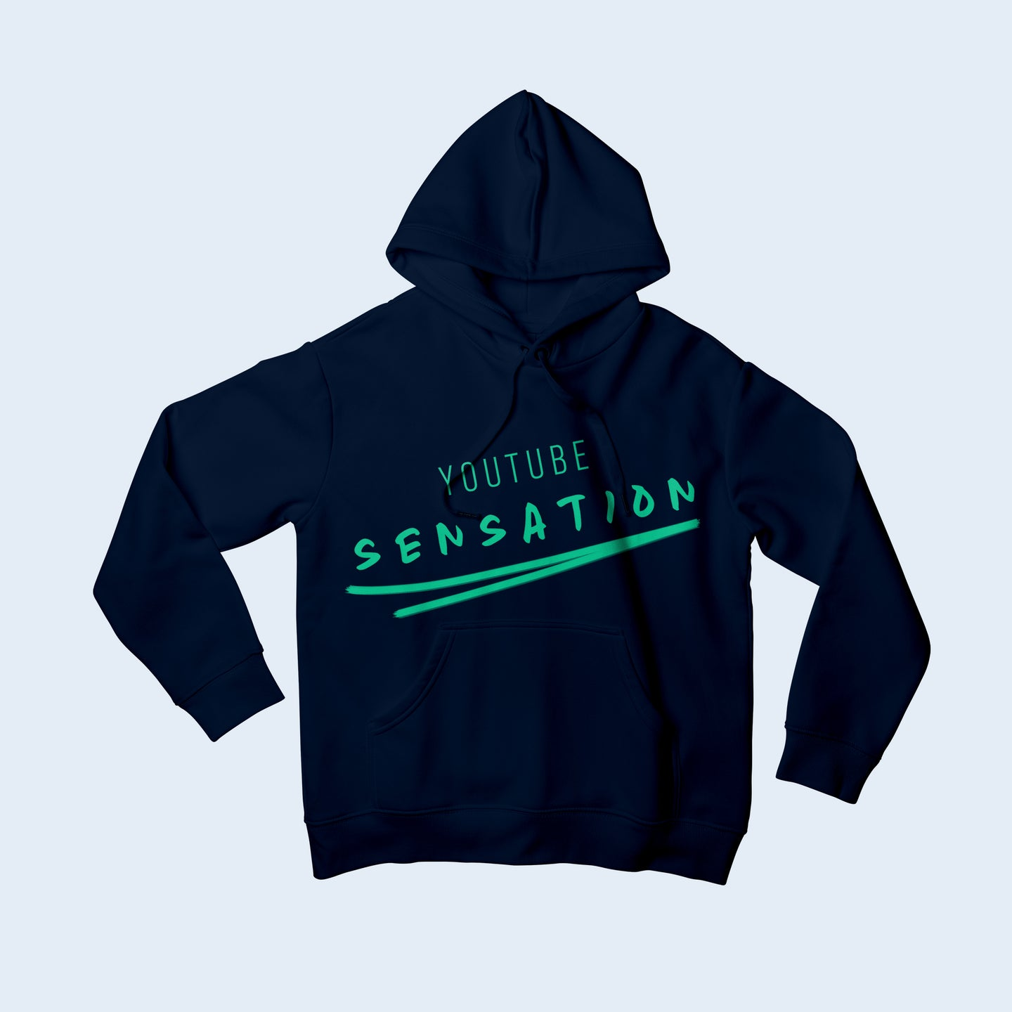 YouTube Sensation Hoodie - Adult