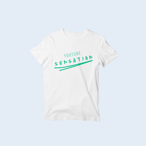 YouTube Sensation Tee - Adult