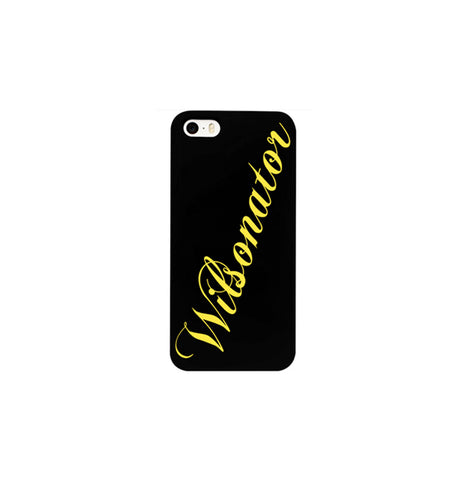 Wilsonator Phone Case
