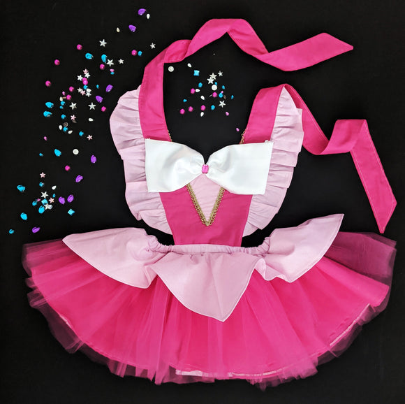 Princess Aurora Pinafore