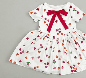 Very hungry caterpillar back to school dress