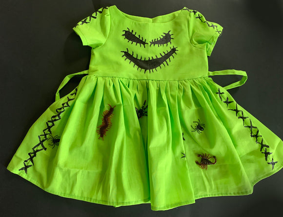 Oogie Boogie Dress