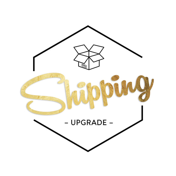 Rush/Shipping Upgrade listing