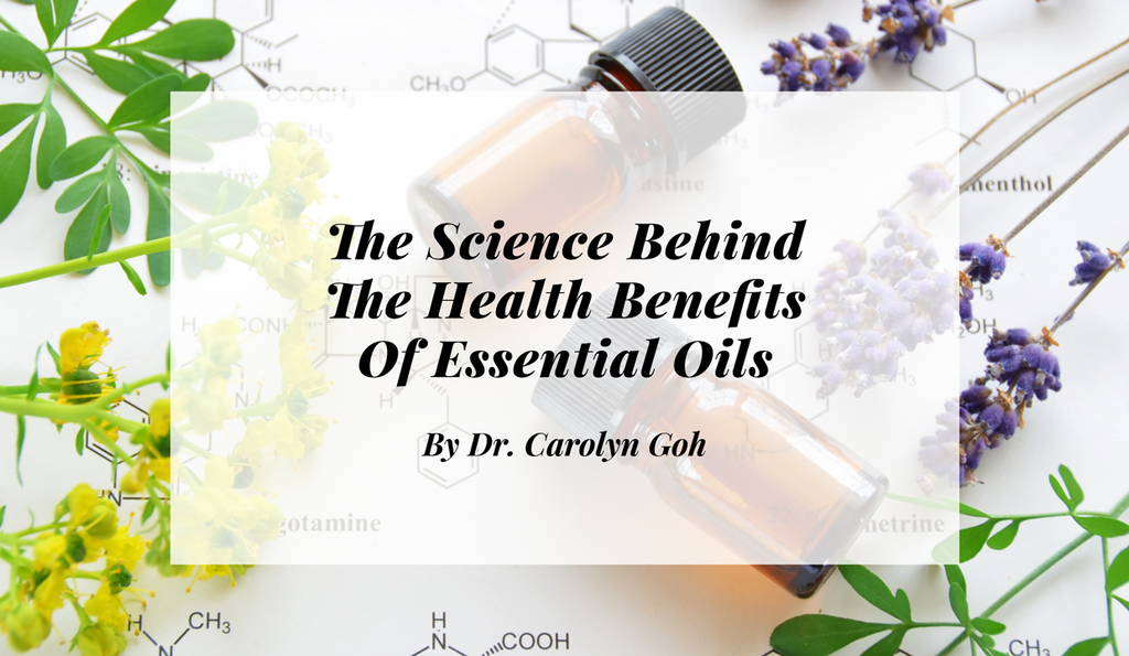 The Science Behind Essential Oils