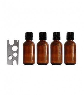 50ml Orifice + 1 Metal Opener (4 pcs)
