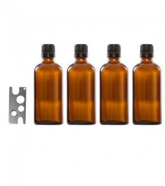 100ml Orifice + 1 Metal Opener (4 pcs)