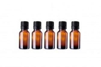 15ml Empty Bottles with Orifice (5 pcs)