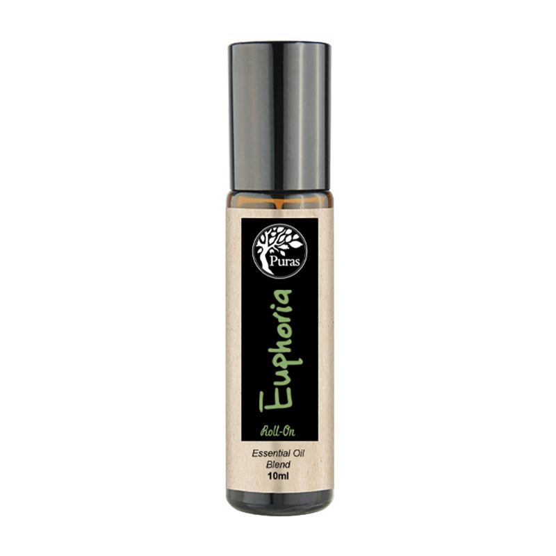 Euphoria Essential Oil Blend (Roll-On)