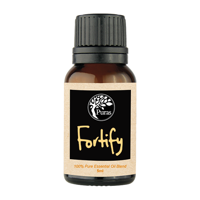 Fortify Essential Oil Blend