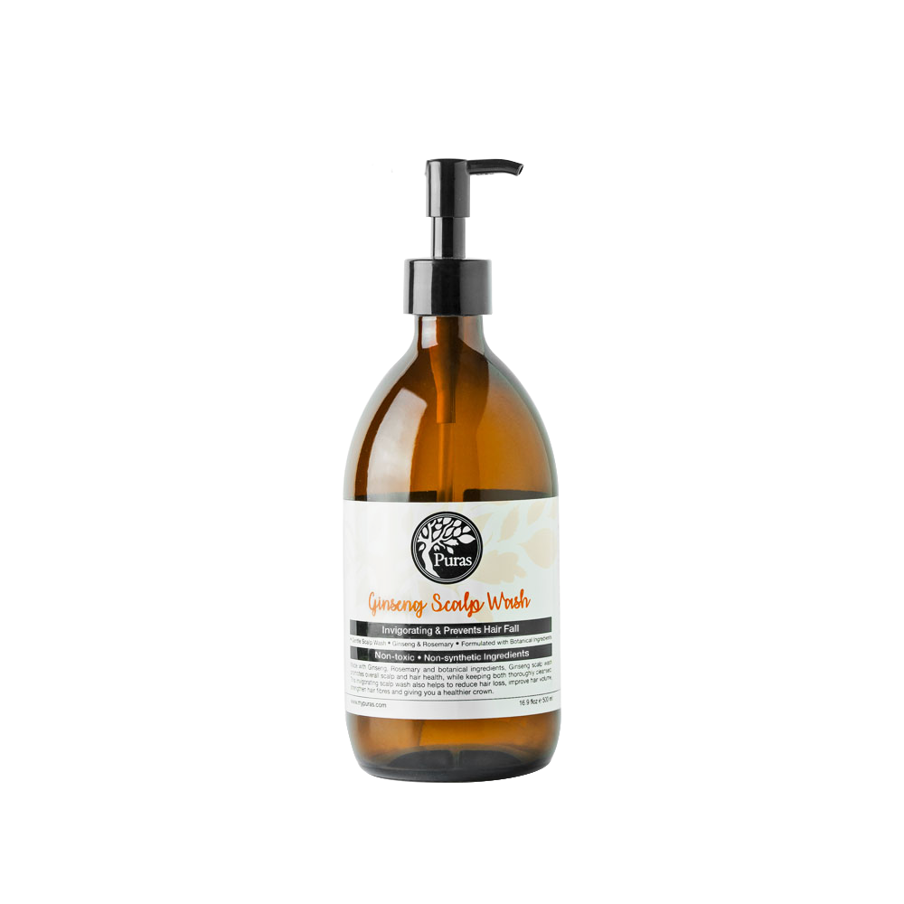 Ginseng Scalp Wash 500ml