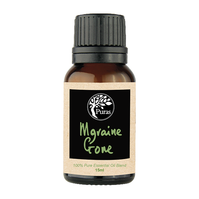 Mgrain Gone Essential Oil Blend