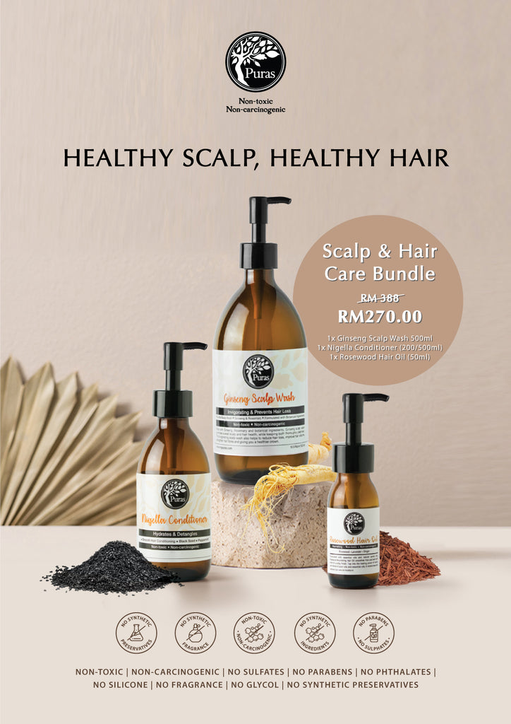 Scalp & Hair Care Bundles