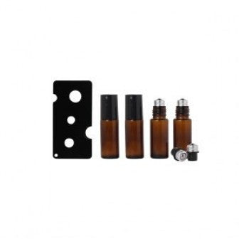 5ml Roll On + 1 Black Plastic Opener (4 pcs)