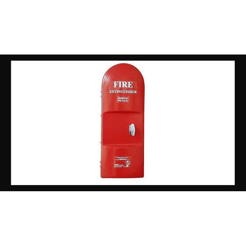 REPLACEMENT DOOR - FIRE EXTINGUISHER CABINET (SMALL 10#)  WITH HARDWARE