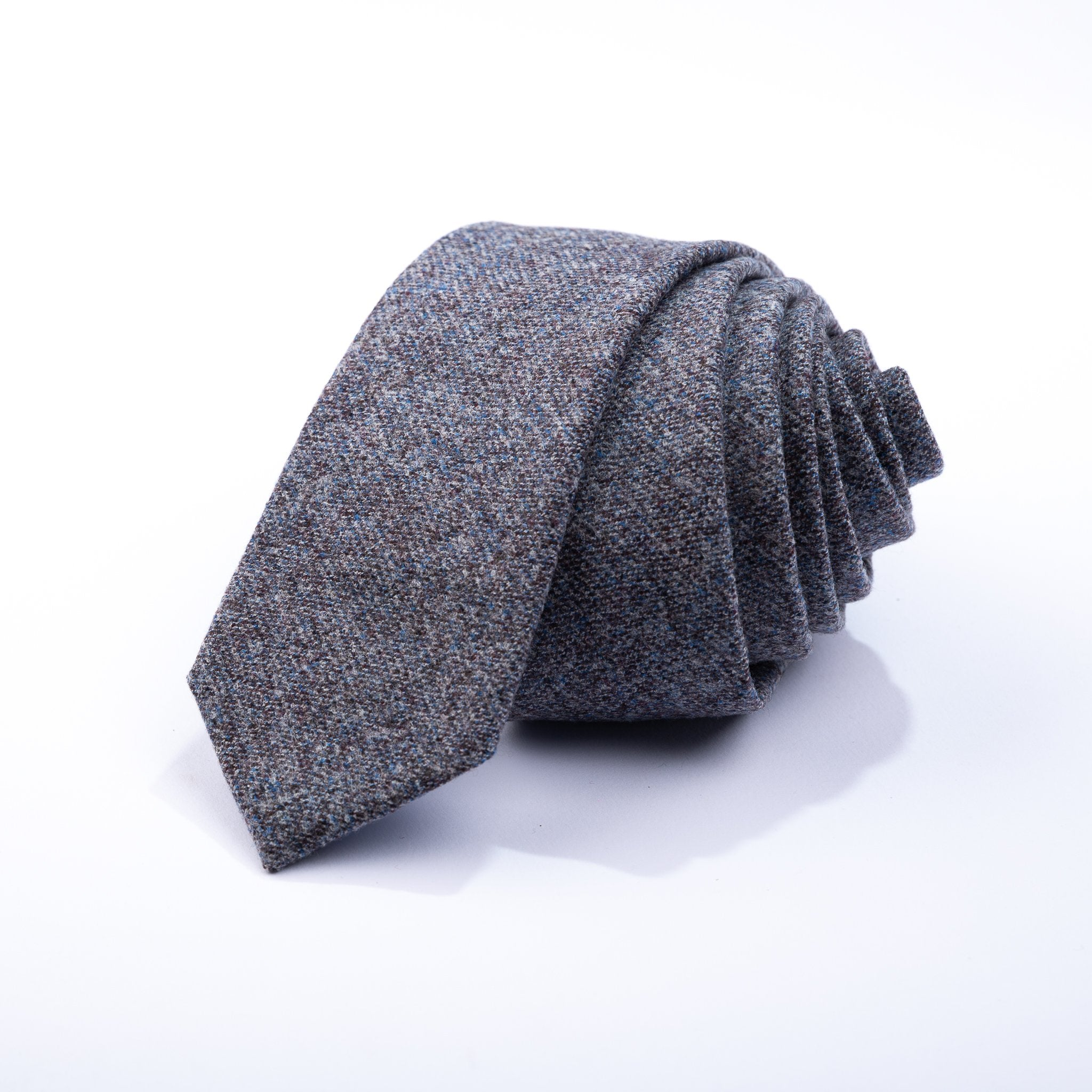 Wool Tie Multi Color