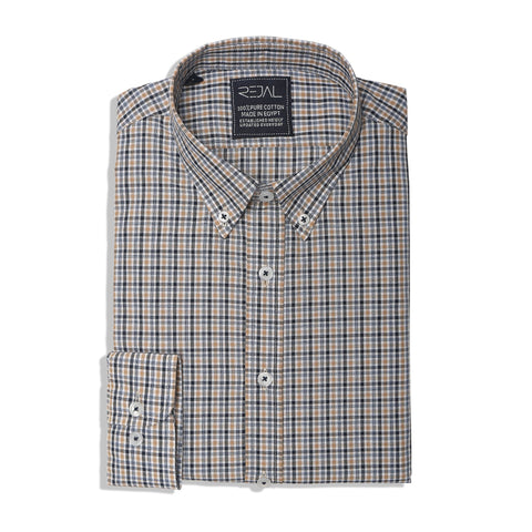 Cotton Shirt Checks