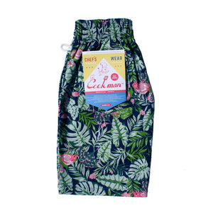 Cookman Chef Short Pants - Tropical