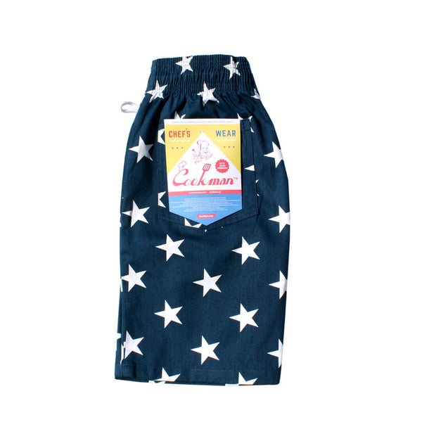 Cookman Chef Short Pants - Star