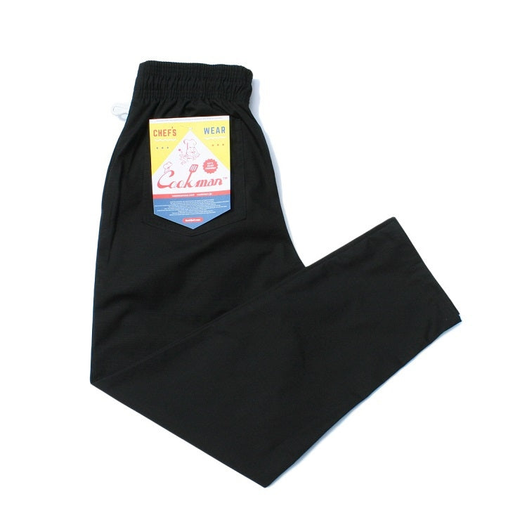 Chef Pants - Ripstop Black
