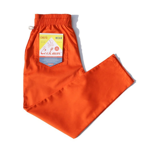 Cookman Chef Pants - Orange