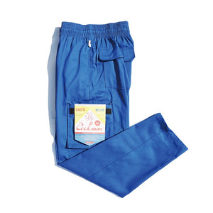 Cookman Chef Cargo Pants - Deep Blue