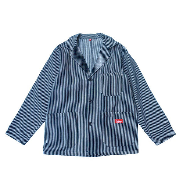 Cookman Lab Jacket - Hickory